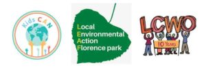 Kids CAN/LCWO at Local Environmental Action Florence Park (LEAF) AGM