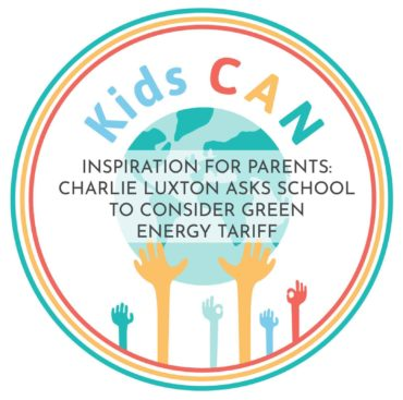 Charlie Luxton's letter to son's school: consider green energy tariff