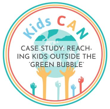 Reaching kids outside the 'green bubble' [case study]